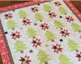 Star Crossed Pines - Carried Away Quilting CAQ-012