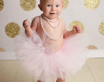Cake Smash Outfit Girl Tutu, First Birthday Outfit Girl Tutu, 1st Birthday Outfit Tutu Skirt, Tulle Skirt, 1st Birthday Tutu, Newborn Tutu