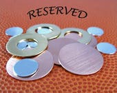 RESERVED Listing for Diane