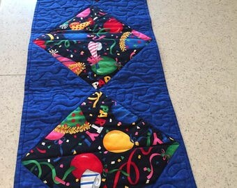 Party Celebration Table Runners