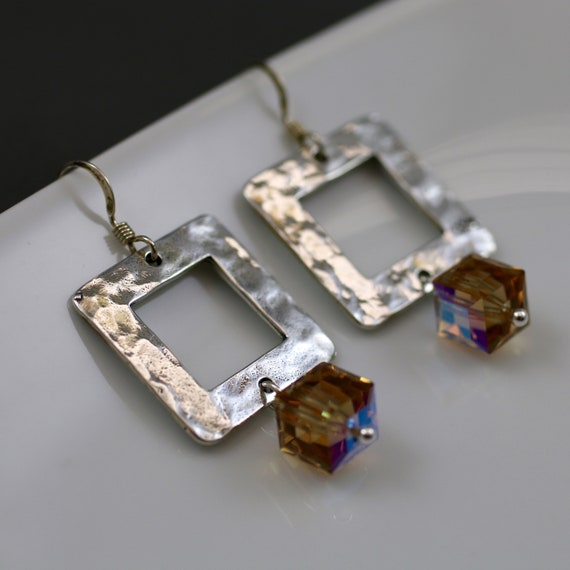 Squared Up Earrings