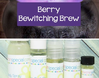 Berry Bewitching Brew Perfume, Perfume Spray, Body Spray, Perfume Roll On, Perfume Oil, Dry Oil Spray, Room Spray, You Choose the Product