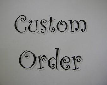 Private Listing Customer Order for valex