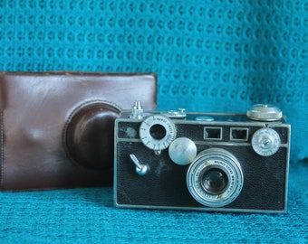 "Argus C3 Rangefinder Camera ""the brick"""