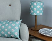 Moonlight Tree lamp shade Sea Green