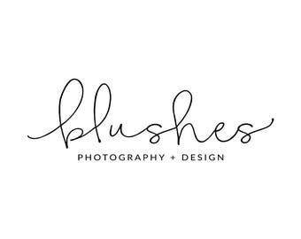 Simple Logo Photography Logo Photography Watermark Black Logo Calligraphy Logo Handwritten Logo Design Lash Logo Makeup Artist Logo Branding
