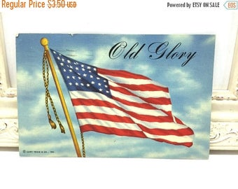 Patriotic Postcard Etsy