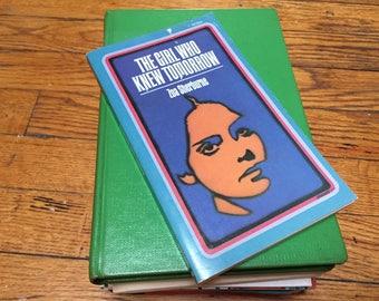 The Girl Who Knew Tomorrow 1970 Zoa Sherburne Vintage Book Paperback