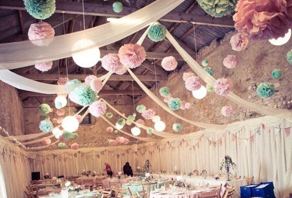 75 bulk tissue paper poms wholesale custom wedding decorations il570xn junglespirit Image collections