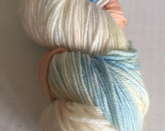 DESTASH: Twisted Owl Superwash Merino Sock Yarn
