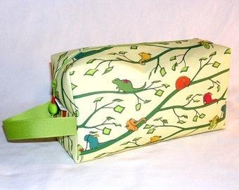Tiny Dragons Project Bag - Premium Fabric