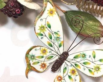 Butterfly Embellishments Eliza