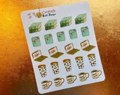 Love What You Do Office Supply Decorative Stickers