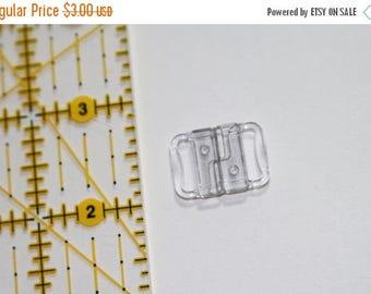 "SALE FIVE (5) 1/2"" Plastic Closure Sets for Adjustable TIE Strap"