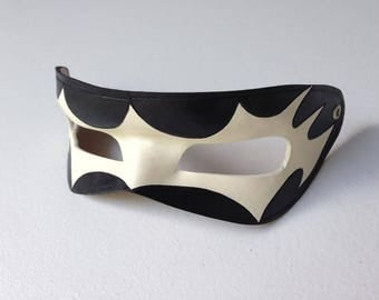 Outlaw 2 Leather Mask