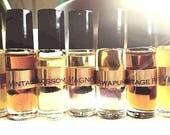 Venus Botanical Perfume Oil. Jasmine Vanilla and Sandalwood. 5 ML