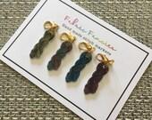 yarn wool crochet stitch markers set
