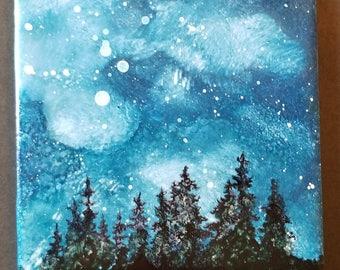 Mountian stars