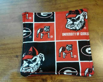 Coaster, University of Georgia Bulldogs 249626
