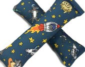NEW! Eco-Kicker Catnip Cat Toy - Cats in Space