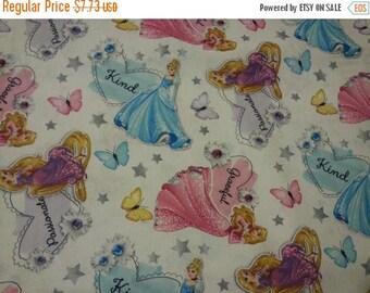 Gorgeous Disney Princess Fabric--40-70% off Patterns n Books SALE