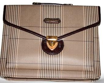 Vintage Moda Italiana Briefcase