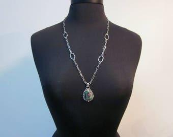 Bella's Anyolite Necklace