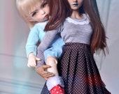 Skirt for minifee or littlefee