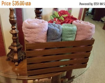 PICK ME SALE rustic home decor , kitchen decor , rustic hand towel holder , towel rack , bath towel holder , bathroom towel holder , rustic