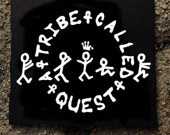 ATCQ White Decal