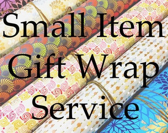 Small Item Gift Wrap Service