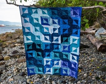 Magic Squares Quilt Pattern