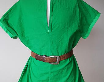 Toon Link tunic from Windwaker in Green