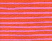 Cotton and Steel Wonderland Cheshire Stripe