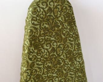 Ironing Board Cover - green and sage modern decor