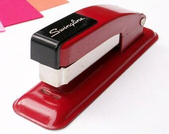 Retro Red Swingline Stapler