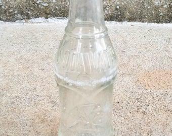Antique 1925 Coca Cola Indian River Bottle