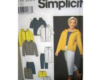 Simplicity 9267 Outfit Pattern - Uncut