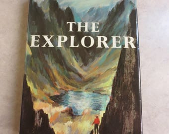 The Explorer by Frances Parkinson Keyes, McGraw-Hill Book Company, Hardback, Copyright 1964, with dust jacket