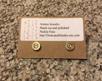 380 Ammo earrings.