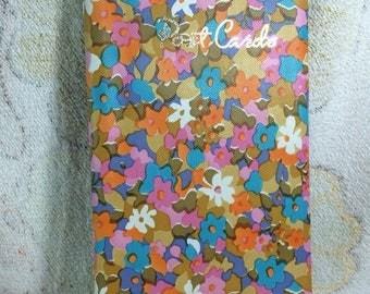 15% OFF 60s-70s Post Cards Organizer Photo Album groovy design