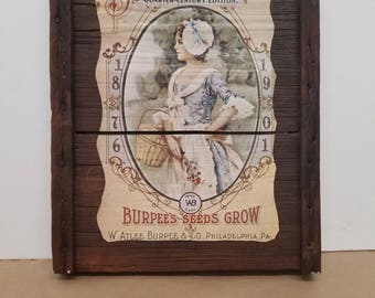 Vintage Burpee's Picture