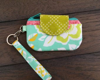Deluxe Girls Night Out ID Holder Wristlet