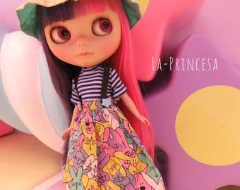 La-Princesa Cutie Outfit for Blythe (No.Blythe-345)