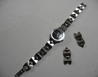 Vintage GUCCI Stainless Steel Watch 925 2114L, Lady's