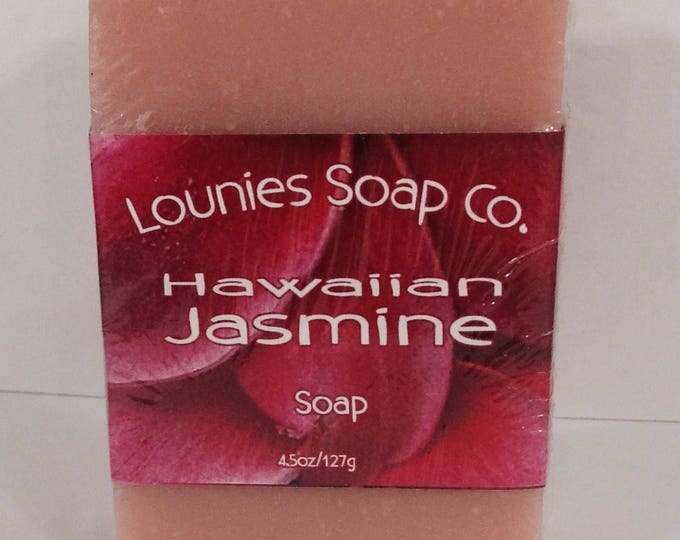 Hawiian Jasmine Soap