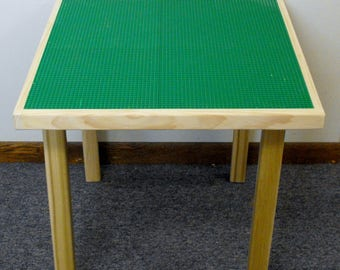 Lego Table   Lego Table Top   Portable Lego Table   Table For Legos   Solid
