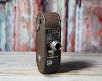 Vintage 8mm Movie Camera