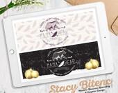 Christmas Etsy Shop Banner, Christmas Cover Photo, Christmas Etsy Banner, Holiday Etsy banner, Etsy Shop Banner, Etsy shop set, Etsy shop
