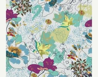 SALE 10% Off - INDIE Wonderlust Luna (IN-5100) - Patricia Bravo - Art Gallery Fabrics - 1 yard